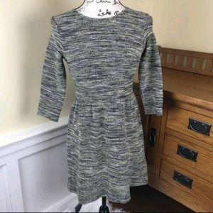 Top Shop - 3/4 Sleeve Dress.